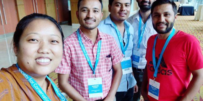Kathmandu to Kaula Lumpur: ICCB 2019